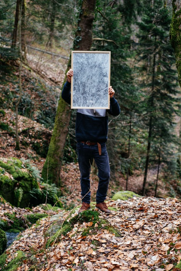 Henninger Emmanuel , Henninger, Artist, Art, Drawing, Montain, Blackforest, France, Emerging