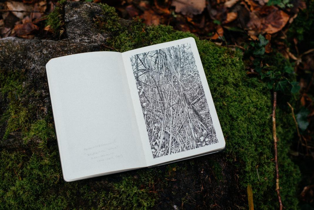 Emmanuel, Henninger, Oliver, Kramer, Art, Black, White, Landscape