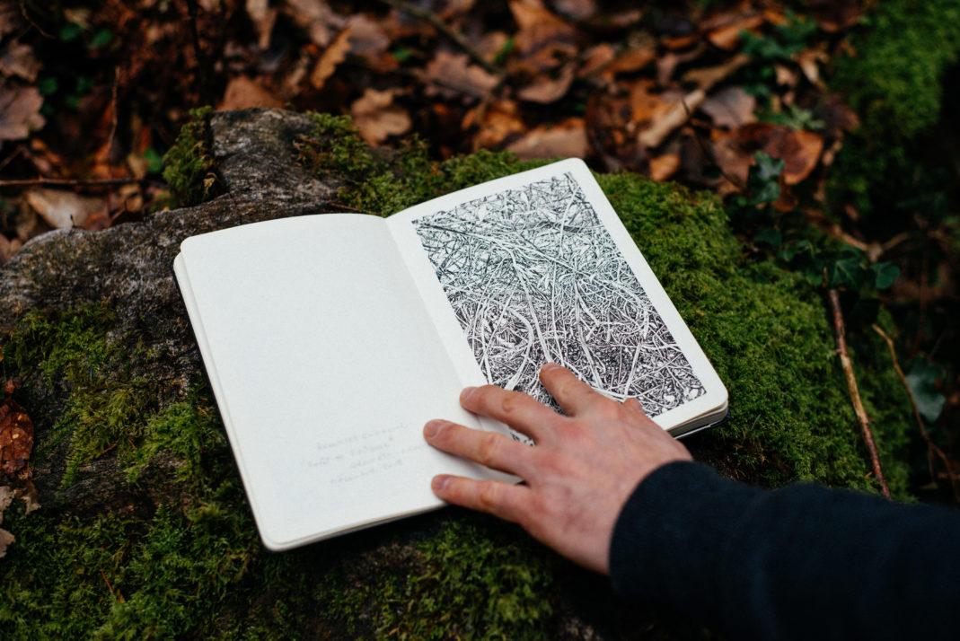 Emmanuel, Henninger, Draw, Drawing, Art, Landscape