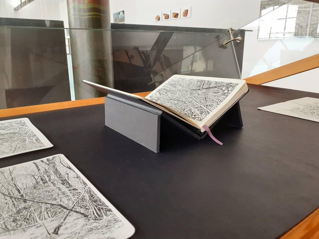 CEAAC, Emmanuel henninger, dessin, carnet, voyage, noir et blanc