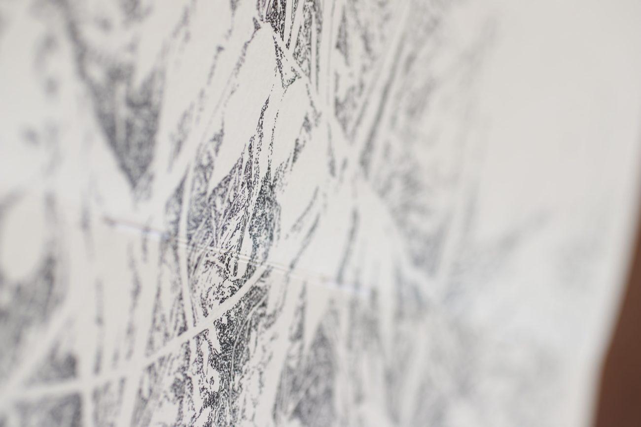 Drawing, biennale, henninger, mulhouse, 2021, ink, selected, juried, art